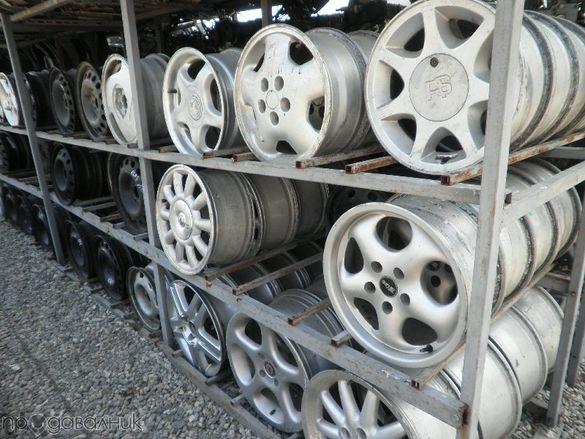 Продавам алуминиеви и железни джанти за РЕНО