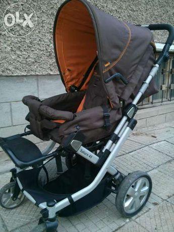 за хора с вкус - Комбинирана количка Hauck