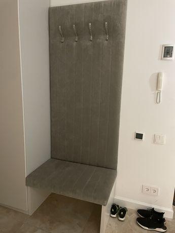 Шкаф и вешалка в коридор , комплект