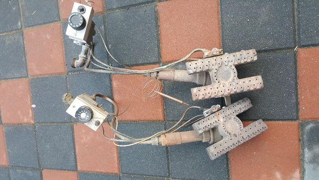 Arzator Corizza automatizat/automat cu termostat pentru sobe teracota