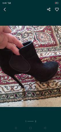 Осенный обуви осень 500 тг 38 рр