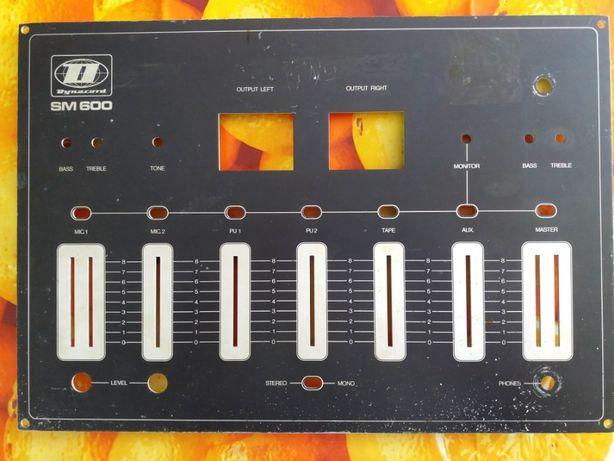 Panou mixer audio Dynacord SM600