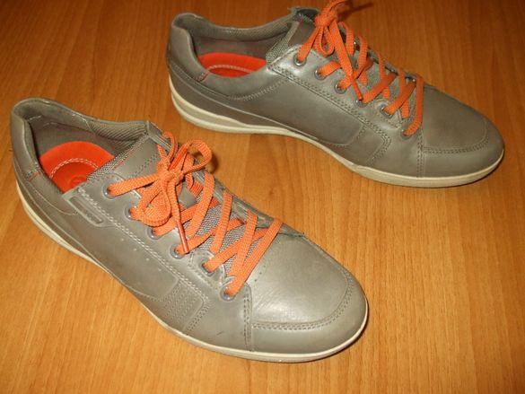 N41 Ecco/естествена кожа мъжки обувки