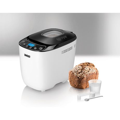 Немска Машина за хляб BACKMEISTER, 550W, 12 програми