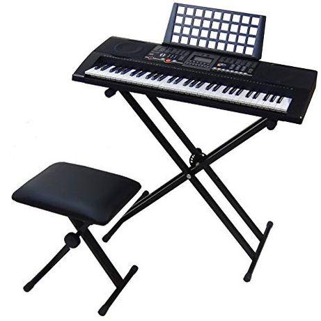 Акция! Синтезатор MK906 с чувствительными клавишами