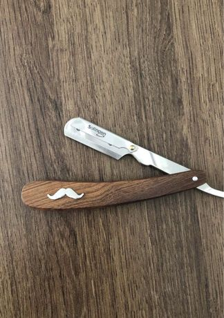 дървен бръснач