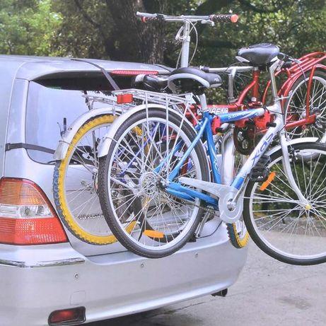 Suport auto biciclete maxim 45 kg sau 3 biciclete universal