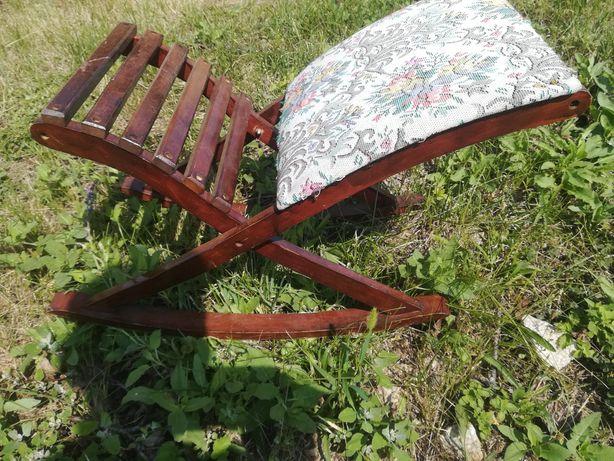 Scaun pentru picioare