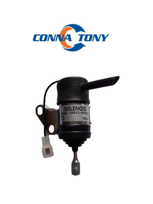 Solenoid opritor combustibil Kubota: Tractor,Excavator,RTV,RTV900