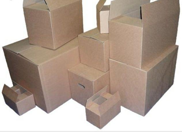 Бесплатно картонные коробки
