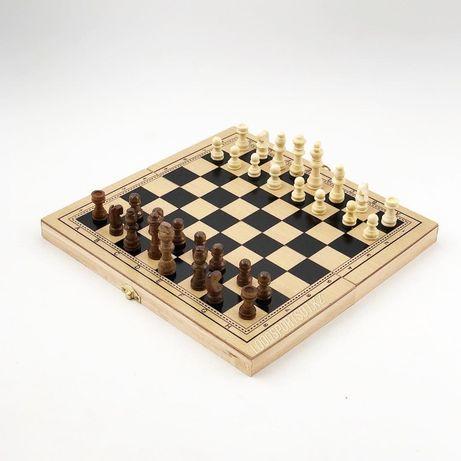 Шахмат, нарды, шашки 3в1 (00516)