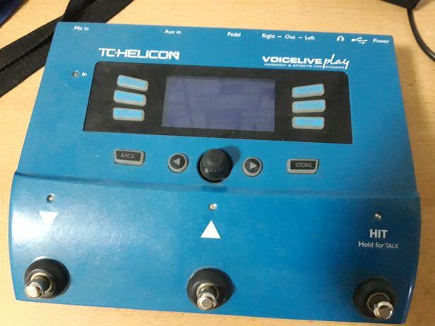Вокальный процессор, гармонайзер,  TC- HELICON