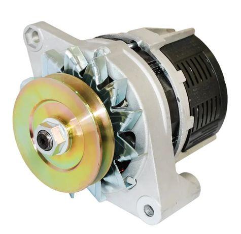 Alternator Fiat Agri 60 90,70 90,80 90 f100,f110 650, 750 850
