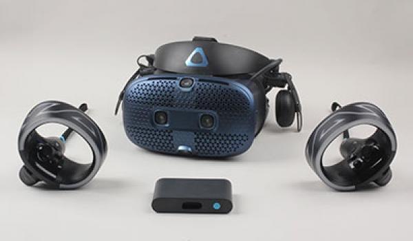 Casca virtuala HTC VIVE COSMOS