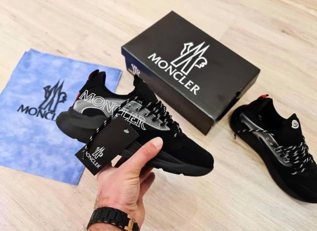 Sneakers moncler new
