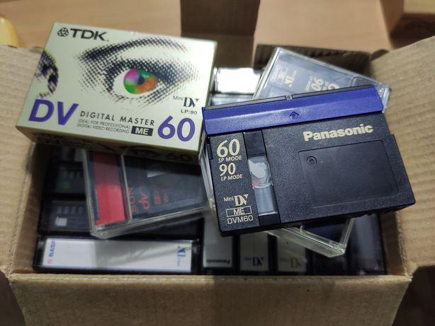 Видеокассеты MiniDv