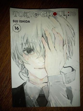 Manga Tokyo Ghoul:Re vol 16(ultimul)