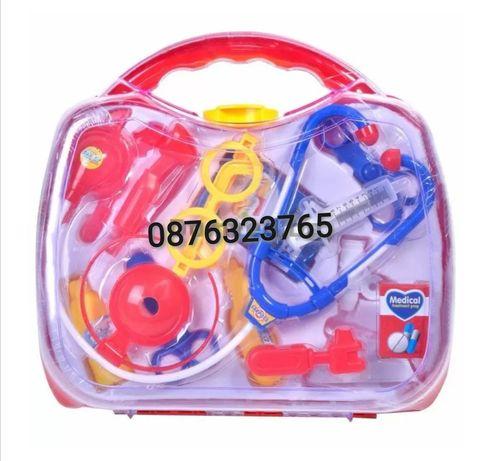 Детско лекарско куфарче детски играчки