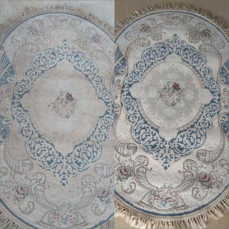Стирка ковров от 500 тенге м². Чистка мойка ковров.