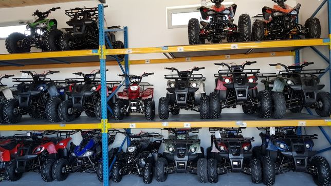 Atv GRIZLLY- SPYDER 125cc, ROBUST , CADRU SOLID ,Nou 2021 ,Calitate US