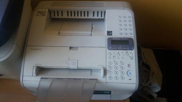 Лазерен факс/принтер Канон