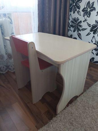 Стол-парта и стул 15000