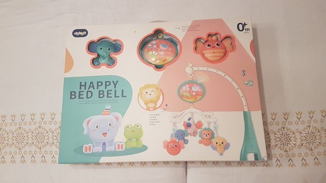 Carusel Happy bed bell 0+