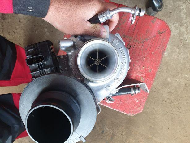 Vand turbina bmw g11 g12 3.0D