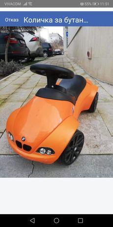 Количка за бутане BMW
