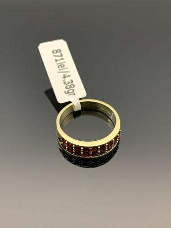 Bijuteria Royal CB: Inel aur 14k 585% 4,38 grame marimea 13