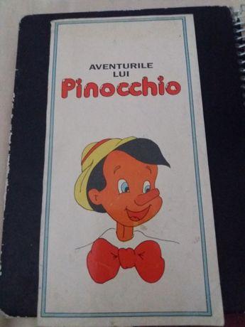 aventurile lui pinocchio editura odeo 1994