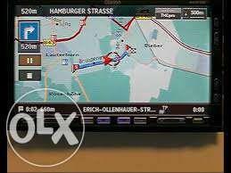 vand schimb cu rulota navigatie clarion max983 hd+GPS