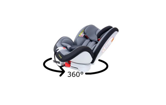 Scaun auto pentru copii Baby Jolie 0-36 kg ISOFIX, OMOLOGAT