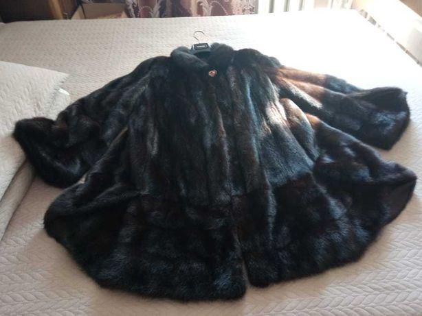 Шуба Норковая (Чёрный Бриллиант)