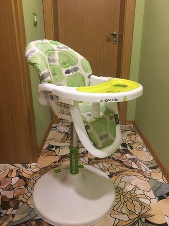 Детско столче за хранене Cosatto 3Sixti Hapi Apples 6м-3год.
