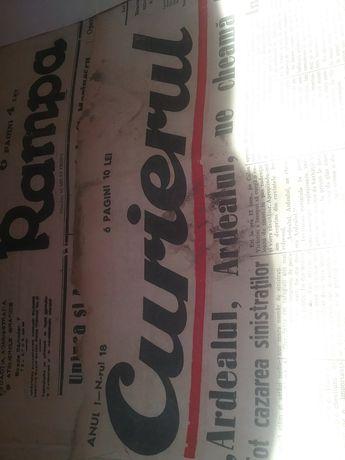 Vand ziarele universul curentul timpul cortina adevărul ordinea