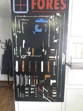 Ремонт окон и дверей пластиковых и алюминиевых Окна Москитные сетки