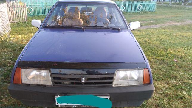 ВАЗ21099 продам машину