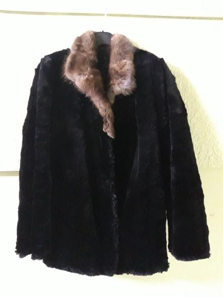 Късо палто от норка-НАМАЛЕНИЕ!