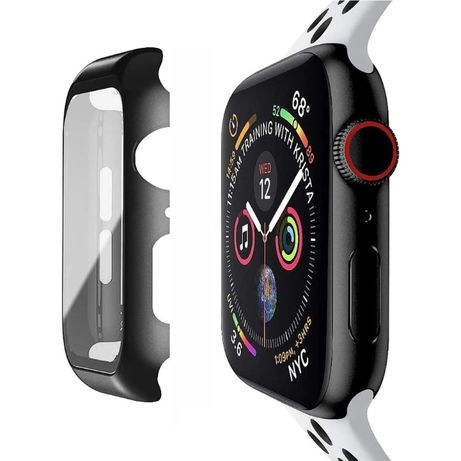 Кейс и протектор за Apple watch 38мм, 40мм, 42мм, 44мм, 360 градуса