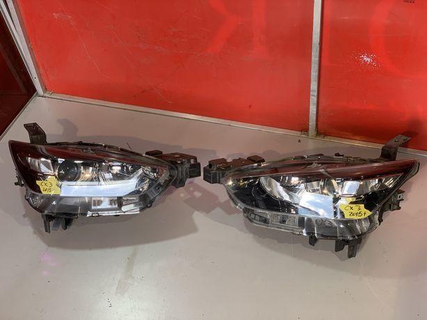 Set faruri Mazda CX-3 2015+, cod: d10e51040/d10e51030
