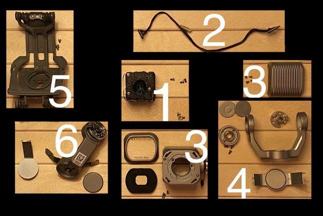 Ghimbal Dji Mavic 2Pro piese camera brate senzor cablu ribbon sticla