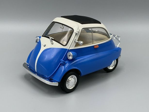 Macheta auto BMW Isetta 250 1:18 Welly