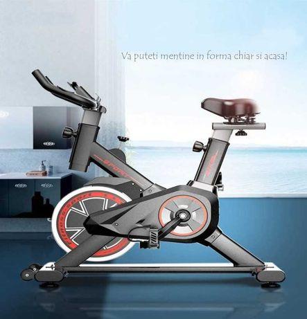 Bicicleta Stationara pentru Fitness, Greutate maxima 150 kg
