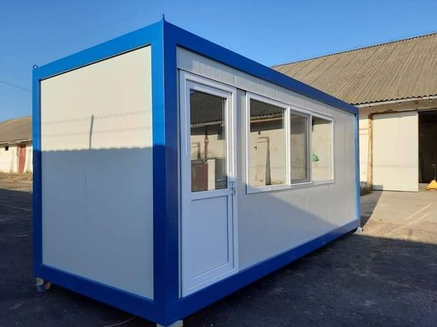 Vand containere 6x2,4 standard