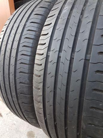 2 бр. летни гуми 215/60/17 Continental DOT 4715 5mm