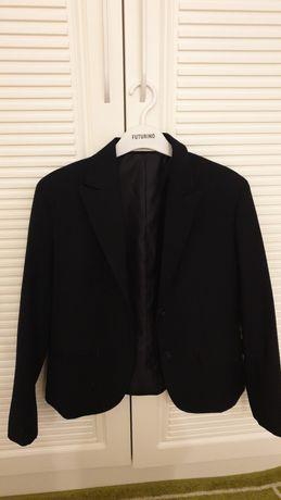 Пиджак школьный тёмно-синий Tomas Graf