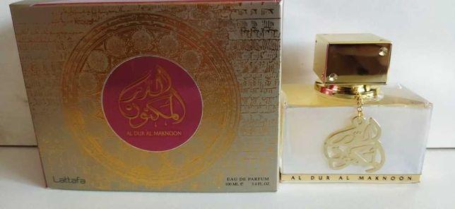 Парфюмерная вода Lattafa Perfumes Al Dur Al Maknoon Gold