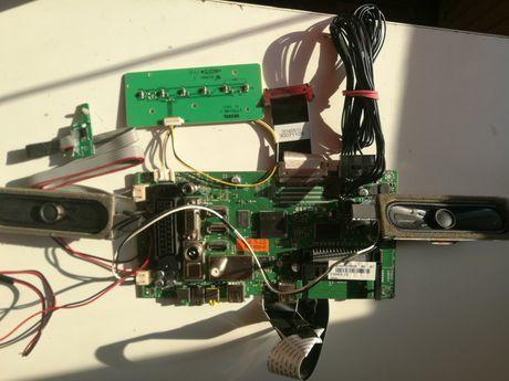 Placa de baza Vestel 17MB95-2.1 completa