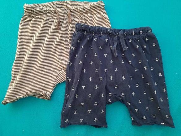 Къси панталонки за момче h&m